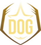 Funny Yellow Dog